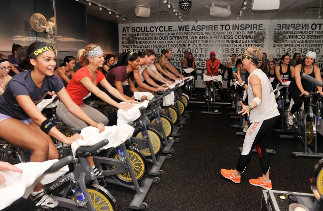 "SoulCycle's ""Ride With Soul"" Best Buddies Benefit"